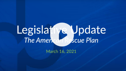 Dominion Payroll COVID Update: The American Rescue Plan