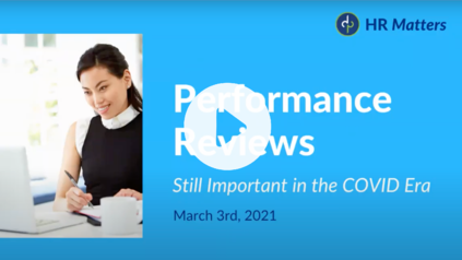 Dominion Payroll's HR Matters: Performance Reviews