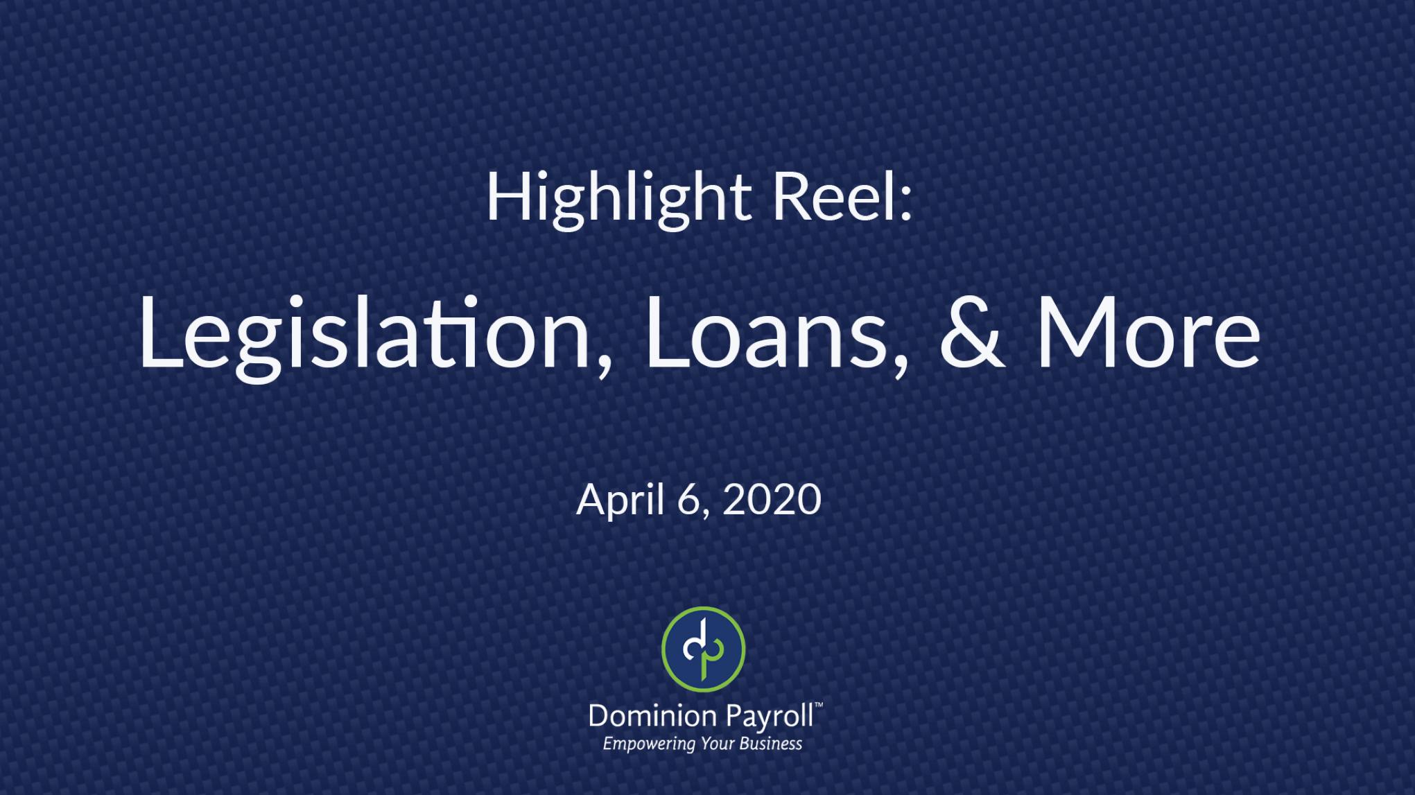 Leg loans more